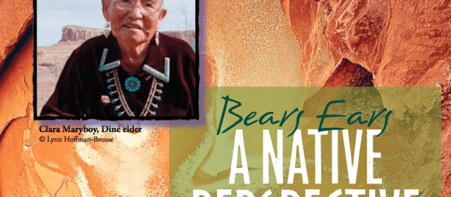 Bears Ears: A Native Perspective
